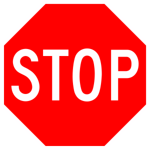 stop-sign-model